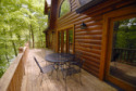 Lake House Norris Lakefront Rental Mountain View, Tazewell, Tn- Otherside, Back deck, on Norris Lake, Other Side Of The Mountain in Tennessee - Lakehouse Vacation Rental - Lake Home for rent on LakeHouseVacations.com