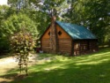 Log Cabin & Private Lake With Great Fishing, Log Cabin, on  Timberline Lake in Indiana - Vacation Rental - Home for rent on LakeHouseVacations.com