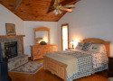 Lake House Norris Lakefront Home Rental Lone Mountain-quiet Waters, Master Loft Suite, on Norris Lake in Tennessee - Lakehouse Vacation Rental - Lake Home for rent on LakeHouseVacations.com