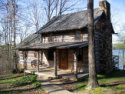Fantastic Authentic Log Cabin #3 Barren River Lake on Barren River Lake in Kentucky for rent on LakeHouseVacations.com