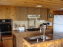 Lake Webster, Treehouse Island, Weekly Rental, Indiana, Kitchen, on Lake Webster in Indiana - Vacation Rental - Home for rent on LakeHouseVacations.com