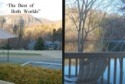 Best Of Both Worlds - Special Winter Rental Rate = $450/wk., on Lake Lure, Lake Home rental in North Carolina