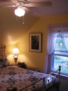 Lake House Victorian Lakefront Cottage With Spectacular Sunrise View Of Water, View of SE BR, on Spofford Lake in New Hampshire - Lakehouse Vacation Rental - Lake Home for rent on LakeHouseVacations.com