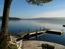 Lake House Sunrise Retreat, , on Long Lake in Maine - Lakehouse Vacation Rental - Lake Home for rent on LakeHouseVacations.com