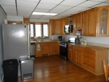 Lake House Great Tippy Location - Right On The Water!, Updated kitchen, on Lake Tippecanoe in Indiana - Lakehouse Vacation Rental - Lake Home for rent on LakeHouseVacations.com