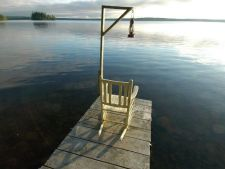 Lake House Classic Downeast Maine Lakefront Cottage - On Spring Fed Cathance Lake, Featured in Boston Globe Travel Section, on Cathance Lake in Maine - Lakehouse Vacation Rental - Lake Home for rent on LakeHouseVacations.com