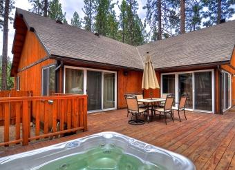 Lake House Tamarack Lodge near Snow Summit! Spa, pool table, newer home!, , on Big Bear Lake in California - Lakehouse Vacation Rental - Lake Home for rent on LakeHouseVacations.com