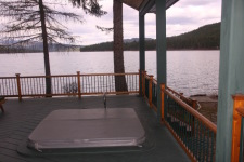 Lake House Mcgregor Lake Guest Ranch On 2.5 Acres With 175' Of Frontage, , on Mcgregor Lake in Montana - Lakehouse Vacation Rental - Lake Home for rent on LakeHouseVacations.com