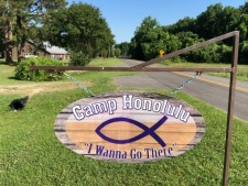 Lake House Netterville Landing - Camp Honolulu, , on Lake Bruin in Louisiana - Lakehouse Vacation Rental - Lake Home for rent on LakeHouseVacations.com