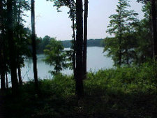 Lake House Butcher\'s Creek, , on Kerr Lake / Buggs Island in Virginia - Lakehouse Vacation Rental - Lake Home for rent on LakeHouseVacations.com