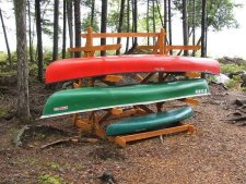 Lake House Luxurious Lakeside Retreat , Free use of 4 Kayaks and 2 canoes.  I also have life preservers in all sizes, on Cold Stream Pond in Maine - Lakehouse Vacation Rental - Lake Home for rent on LakeHouseVacations.com