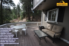 Lake House Ridgecrest Rendezvous Wifi Sleeps 9 Central A/c Gas Bbq Near Yosemite, , on Pine Mountain Lake in California - Lakehouse Vacation Rental - Lake Home for rent on LakeHouseVacations.com