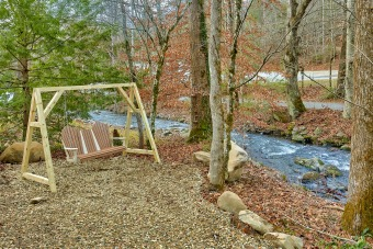 Lake House Enjoy an amazing cabin Creekside with private theater room and Hot Tub!, , on Webb Creek � Sevier County in Tennessee - Lakehouse Vacation Rental - Lake Home for rent on LakeHouseVacations.com