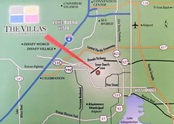 Lake House 4 Bedrooms Townhouse at Villas at Seven Dwarfs only 4 miles from Disney! FD4, , on  in Florida - Lakehouse Vacation Rental - Lake Home for rent on LakeHouseVacations.com