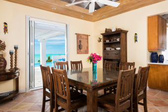 Lake House Oceanfront villa, private beach, kayaks and SUPS! CONFIRM BEFORE BOOKING, , on  in Providenciales - Lakehouse Vacation Rental - Lake Home for rent on LakeHouseVacations.com