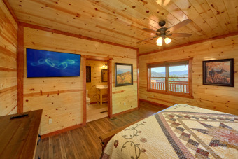 Lake House Escape To The Mountains - Private Heated Indoor Pool and Theater Room!, , on Douglas Lake in Tennessee - Lakehouse Vacation Rental - Lake Home for rent on LakeHouseVacations.com