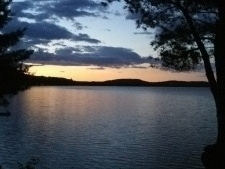 Lake House Camp On Swan Lake, 2 Br, Lakefront New Home, , on Swan Lake in Maine - Lakehouse Vacation Rental - Lake Home for rent on LakeHouseVacations.com
