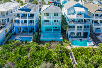 Lake House BRAND NEW BUILD SEA GLASS CINNAMON BEACH! DIRECT OCEANFRONT BEAUTY!!, , on  in Florida - Lakehouse Vacation Rental - Lake Home for rent on LakeHouseVacations.com