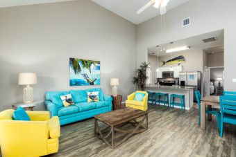 Lake House Close to the Beach, 2 Heated Saltwater Pools, & a Playground & Kid Pool, , on  in Texas - Lakehouse Vacation Rental - Lake Home for rent on LakeHouseVacations.com