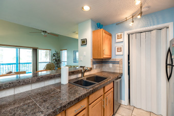 Lake House Waterfront Condo that overlooks the canal, pool & close to Schlitterbahn, , on  in Texas - Lakehouse Vacation Rental - Lake Home for rent on LakeHouseVacations.com