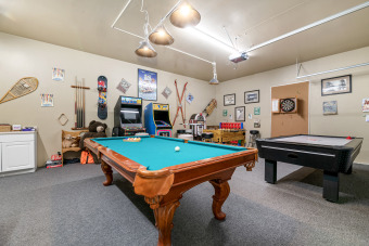 Lake House NEW! Great Log Family Cabin with FUN FILLED Gameroom and private hot tub, , on Big Bear Lake in California - Lakehouse Vacation Rental - Lake Home for rent on LakeHouseVacations.com