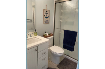 Lake House Tranquility awaits you in this beautiful upscale 3 bedroom Townhome, , on Atlantic Ocean - Kure Beach in North Carolina - Lakehouse Vacation Rental - Lake Home for rent on LakeHouseVacations.com