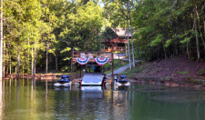 Lake House Heaven Sent -norris Lake Vacation Cabin Rental -private Dock- Endless Entertainment, Lakefront, on Norris Lake in Tennessee - Lakehouse Vacation Rental - Lake Home for rent on LakeHouseVacations.com