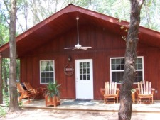 Lake House Bridget's Triple B Cottages  2-one Bed Units -1 Two Bedroom, Two Bedroom Front, on Cedar Creek Lake in Texas - Lakehouse Vacation Rental - Lake Home for rent on LakeHouseVacations.com