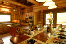 Lake House Heaven Sent -norris Lake Vacation Cabin Rental -private Dock- Endless Entertainment, Kitchen and Dining, on Norris Lake in Tennessee - Lakehouse Vacation Rental - Lake Home for rent on LakeHouseVacations.com
