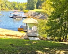 Lake House Sandcastle, , on Kerr Lake / Buggs Island in Virginia - Lakehouse Vacation Rental - Lake Home for rent on LakeHouseVacations.com