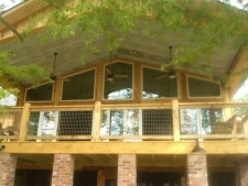 Lake House Lake Bruin Oxbow Lodge, , on Lake Bruin in Louisiana - Lakehouse Vacation Rental - Lake Home for rent on LakeHouseVacations.com