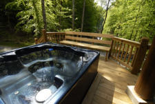Lake House Heaven Sent -norris Lake Vacation Cabin Rental -private Dock- Endless Entertainment, Hot Tub, on Norris Lake in Tennessee - Lakehouse Vacation Rental - Lake Home for rent on LakeHouseVacations.com