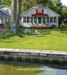 Lake House Wow!  2021 Is Filling Up Fast ~ Don't Let August Slip Away Without You!, , on Bostwick Lake in Michigan - Lakehouse Vacation Rental - Lake Home for rent on LakeHouseVacations.com