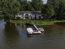 Lake House The Blue Heron Guest House, , on Winona Lake in Indiana - Lakehouse Vacation Rental - Lake Home for rent on LakeHouseVacations.com