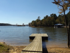Lake House Pine Landing, , on Kerr Lake / Buggs Island in Virginia - Lakehouse Vacation Rental - Lake Home for rent on LakeHouseVacations.com