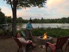 Lake House Maine Lakefront Luxury! , Relax, and catch up on \