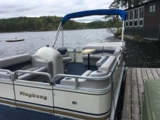 Lake House Waterfront Cottages *private Dock* Mountain Views* Sleeps 8* Seasonal, Ask about renting our pontoon , on Lake Fairlee in Vermont - Lakehouse Vacation Rental - Lake Home for rent on LakeHouseVacations.com