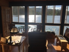 Lake House Waterfront Cottages *private Dock* Mountain Views* Sleeps 8* Seasonal, Lakeside , on Lake Fairlee in Vermont - Lakehouse Vacation Rental - Lake Home for rent on LakeHouseVacations.com