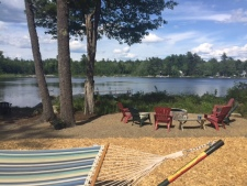 Lake House Maine Lakefront Luxury! , Total lakefront relaxation!, on Branch Lake in Maine - Lakehouse Vacation Rental - Lake Home for rent on LakeHouseVacations.com