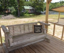 Lake House Steve's Cabins, , on Lake D Arbonne in Louisiana - Lakehouse Vacation Rental - Lake Home for rent on LakeHouseVacations.com
