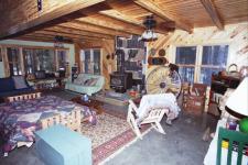 Lake House Bowerbank Maine Vacation Rental Chalet Style House On Sebec Lake, , on Sebec Lake in Maine - Lakehouse Vacation Rental - Lake Home for rent on LakeHouseVacations.com