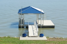 Lake House Unique Stone Cottage - Lakefront - Amazing View - Bald Eagle Viewing From The Deck, Private Covered Dock with Swim Platform, on Kentucky Lake in Kentucky - Lakehouse Vacation Rental - Lake Home for rent on LakeHouseVacations.com