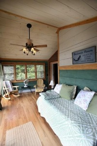 Lake House Adirondack Lakefront Log Cabin, , on (private lake/pond) in New York - Lakehouse Vacation Rental - Lake Home for rent on LakeHouseVacations.com