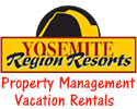with Yosemite Region Resorts in CA advertising on LakeHouseVacations.com