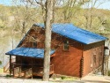 New Cedar Log Home On Lake Barkley With Deep Water Dock on Lake Barkley in Kentucky for rent on LakeHouseVacations.com